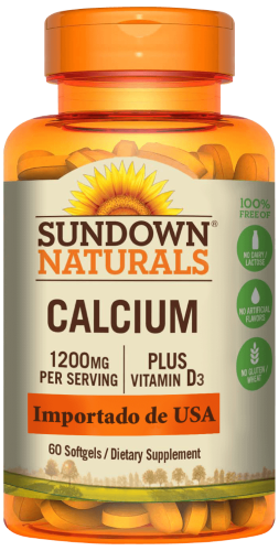 Calcium 1200mg Plus 1000ui. Vitamin D3