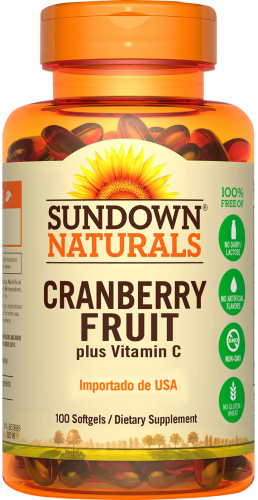 Cranberry Fruit Plus Vitamina C
