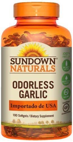 Garlic Odorless Softgels